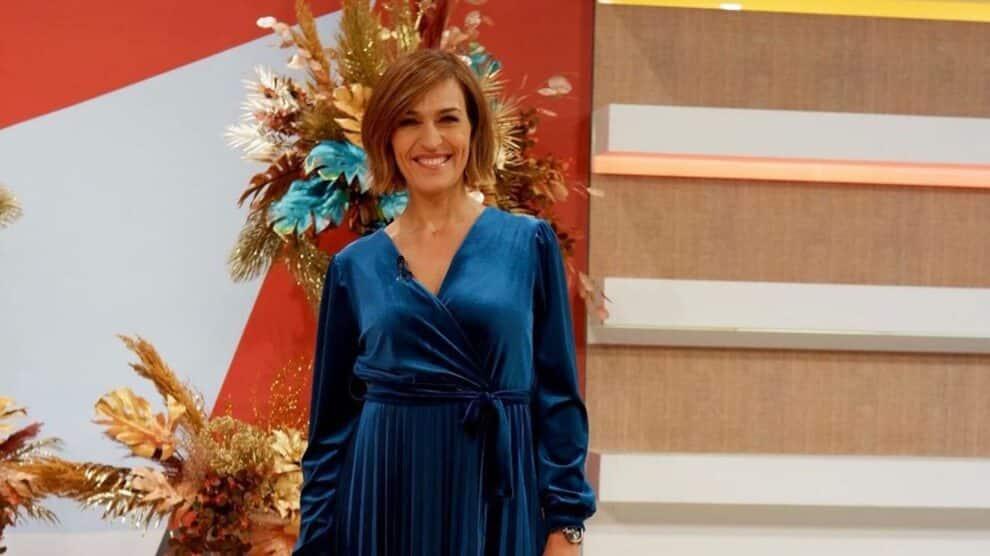 Fatima Lopes Vestido Azul