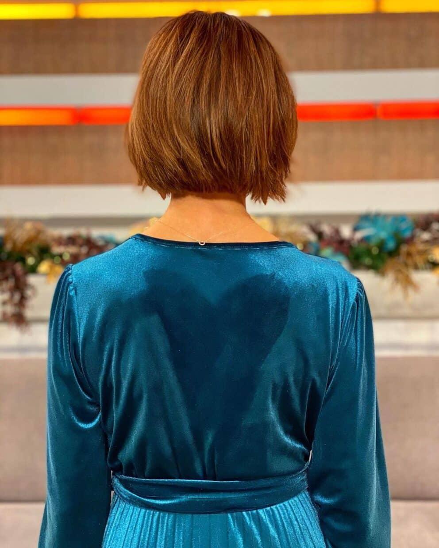 Fatima Lopes Vestido Azul Pormenor