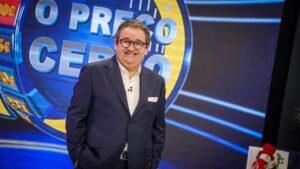 Fernando Mendes, O Preço Certo, Programação Da Rtp1