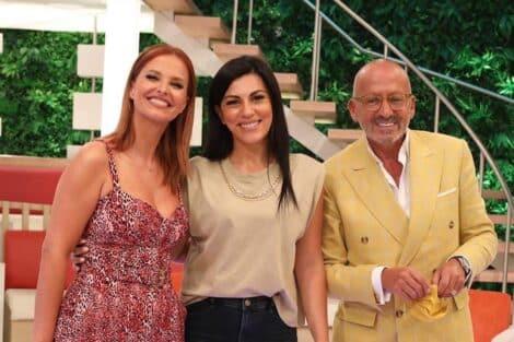 Joana Araujo Voce Na Tv Cristina Ferreira Goucha