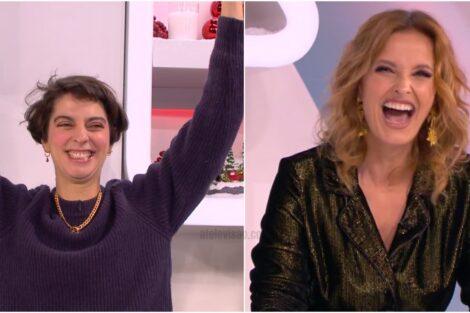 Joana Barrios, Cristina Ferreira, Dia De Cristina