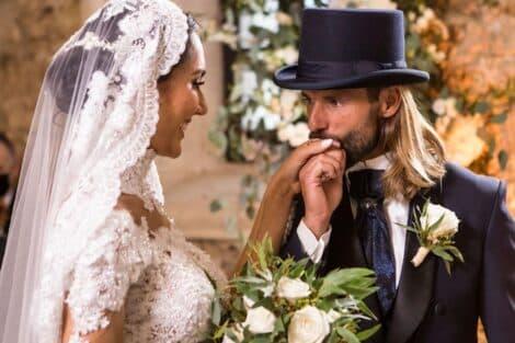Kelly Baron Pedro Guedes O Noivo E Que Sabe Sic Casamento
