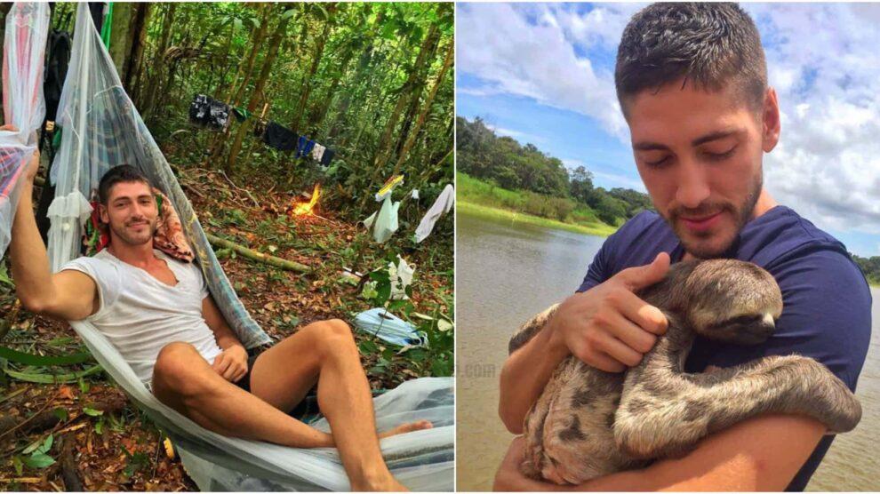 Nao Ha Espelhos Na Amazonia Angelo Rodrigues Opto
