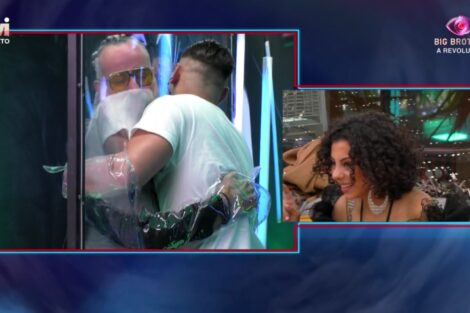 Pai Jessica Fernandes Renato Big Brother 3