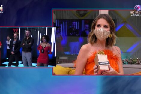 Pipoca Mais Doce Casa Do Big Brother Premios 2