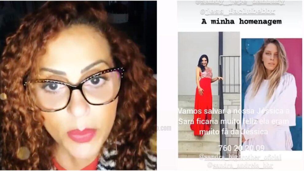 Sandra Big Brother Polemica Sara Carreira Voto