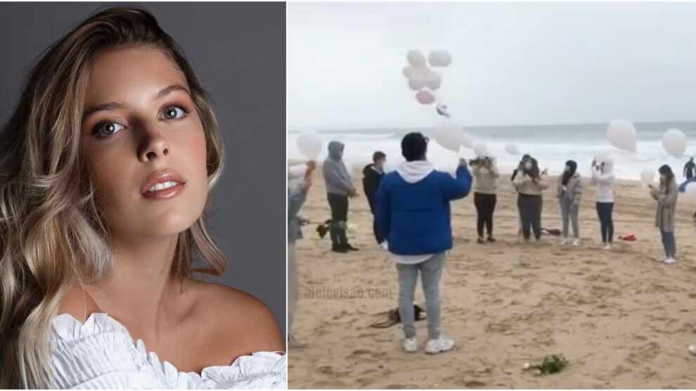 Sara Carreira Fas Baloes Branco Homenagem
