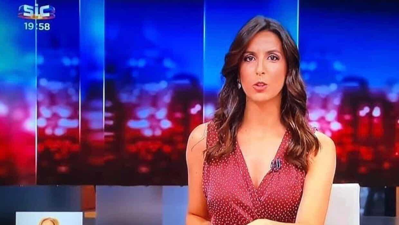 Sara Pinto Jornalista Sic