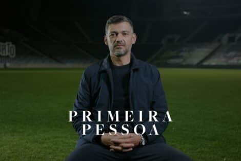 Sergio Conceicao Primeira Pessoa Rtp