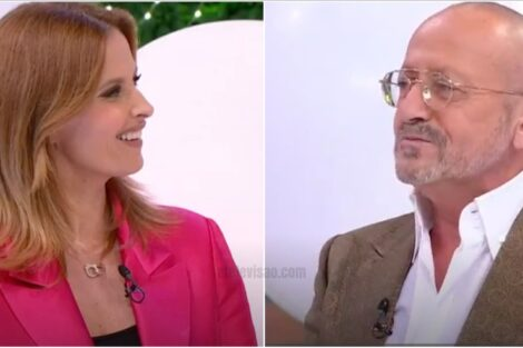 Voce Na Tv Cristina Ferreira Manuel Luis Goucha