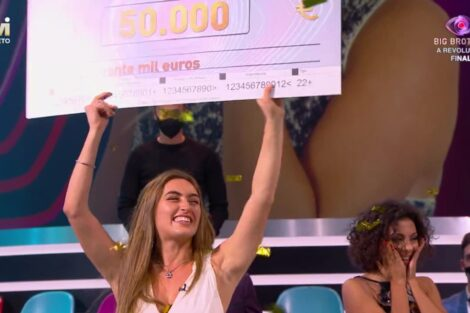 Zena Vence Big Brother A Revolucao Tvi
