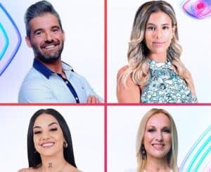 4 Nomeados Big Brother Duplo Impacto