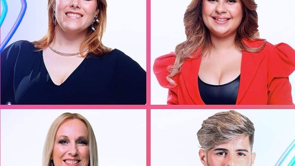 4 Nomeados Big Brother Duplo Impacto