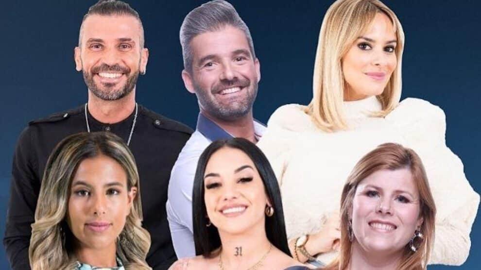 6 Nomeados Big Brother Duplo Impacto