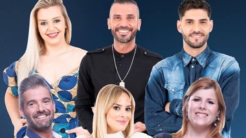 6 Nomeados Big Brother Duplo Impacto 2