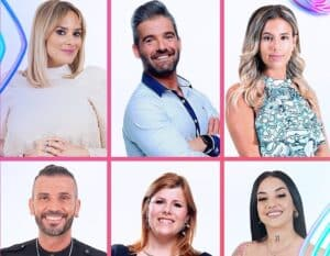 6 Nomeados Big Brother Duplo Impacto