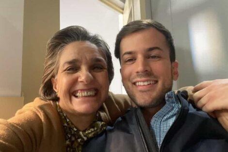 Ângela Pinto, David Carreira