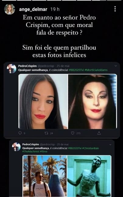 Angelica Del Mar, Big Brother