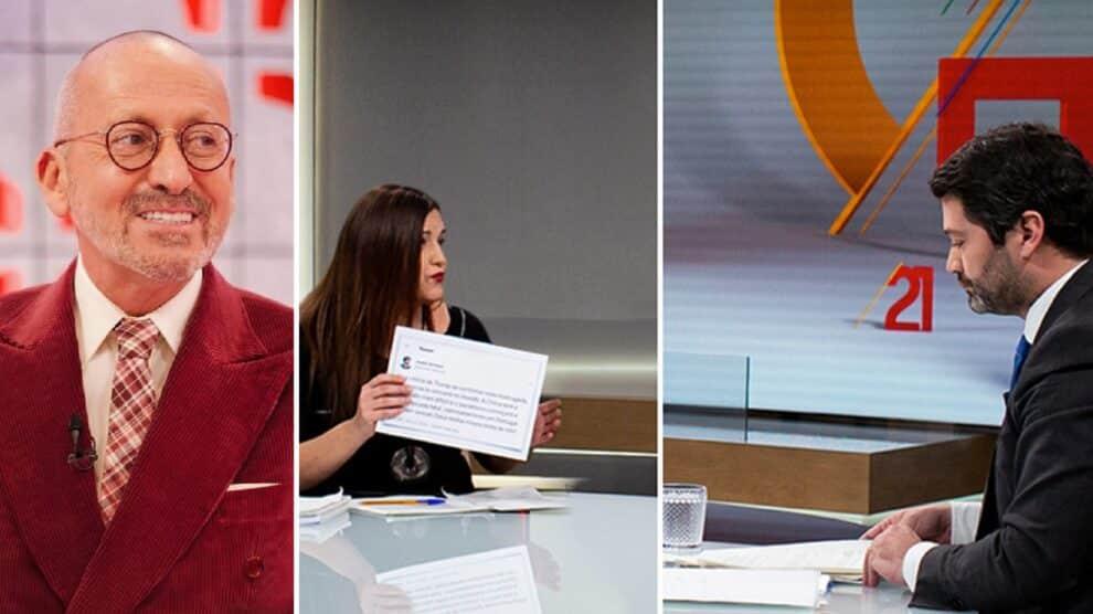 Audiências, Sic, Tvi, Manuel Luís Goucha, Debate Presidencial