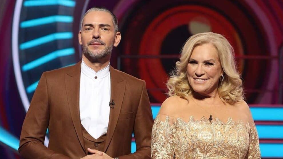 Big Brother Teresa Guilherme Claudio Ramos