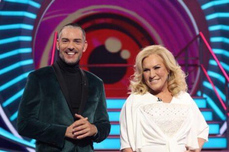 Big Brother - Duplo Impacto, Cláudio Ramos, Teresa Guilherme