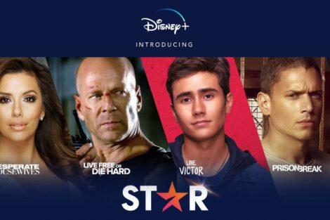 Disney+ Plus Star Portugal