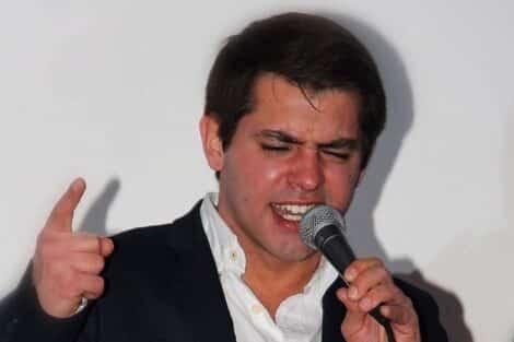 Fadista Gustavo Pinto Basto