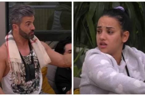 Hélder Teixeira Joana Diniz Big Brother