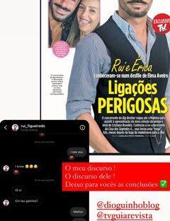 Rui Pedro E Érica Silva