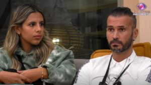 Joana Albuquerque Bruno Savate Big Brother
