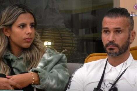 Joana Albuquerque Bruno Savate Big Brother