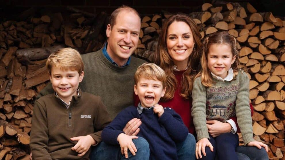 Kate Middleton Principe William Filhos Royal