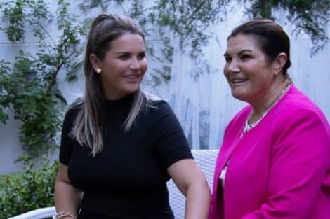 Katia Aveiro, Dolores Aveiro