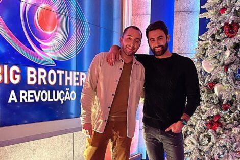Luan Tiófilo, Tiago Rufino, Big Brother