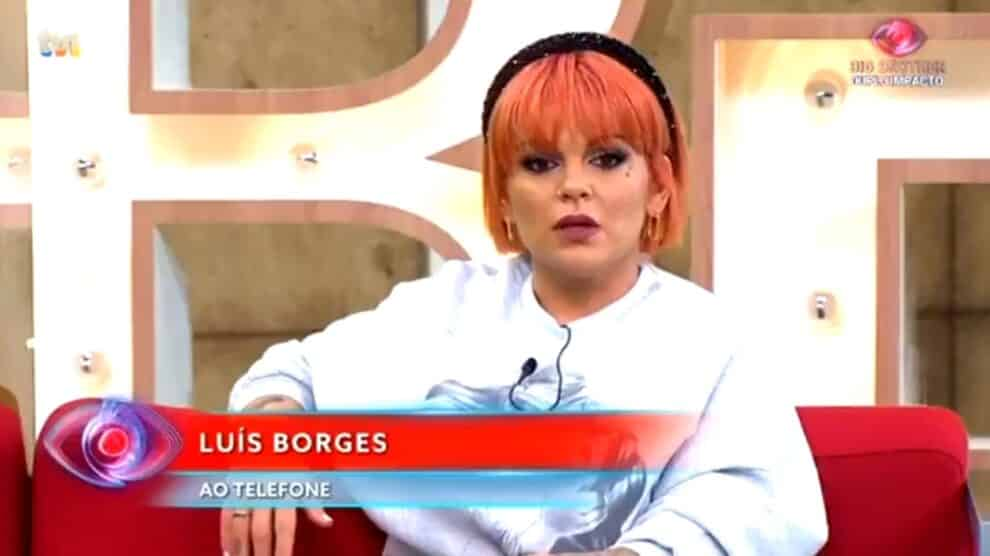 Luís Borges, Fanny, Big Brother, Extra