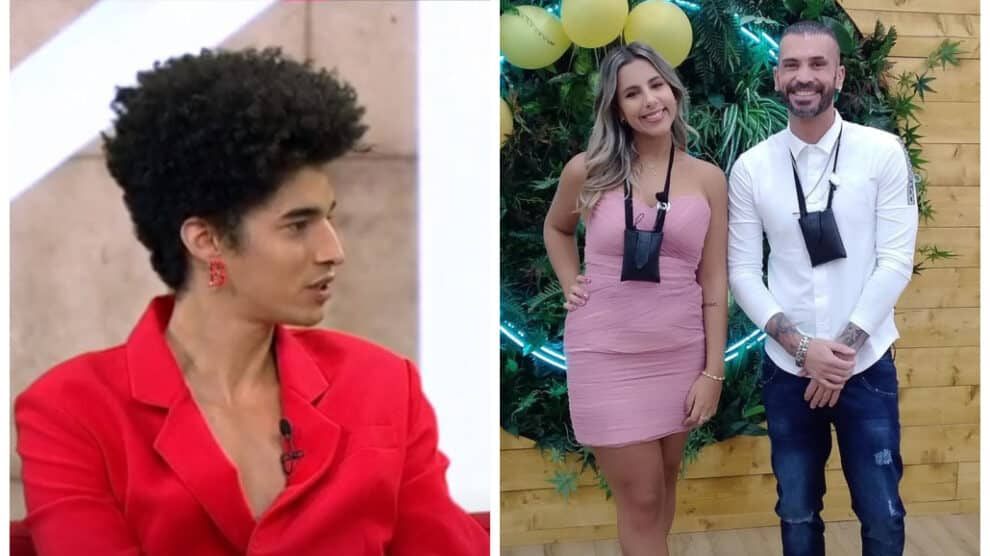 Luís Borges, Joana E Bruno Savate Big Brother