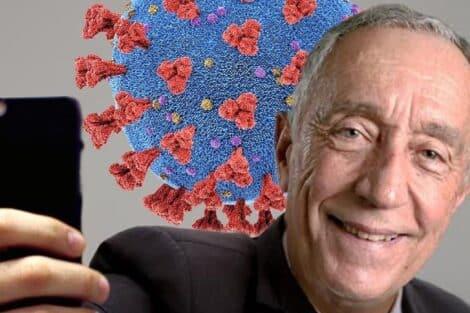 Marcelo Rebelo De Sousa, Covid-19, Presidente Da República