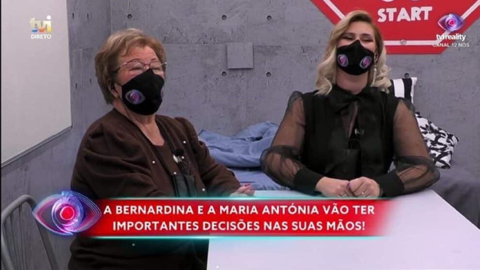 Maria Antonia Bernardina Big Brother