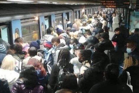 Nilton, Metro Lisboa, Covid-19