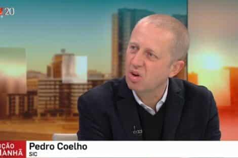 Pedro Coelho, Sic, Ameaças Do Partido Chega