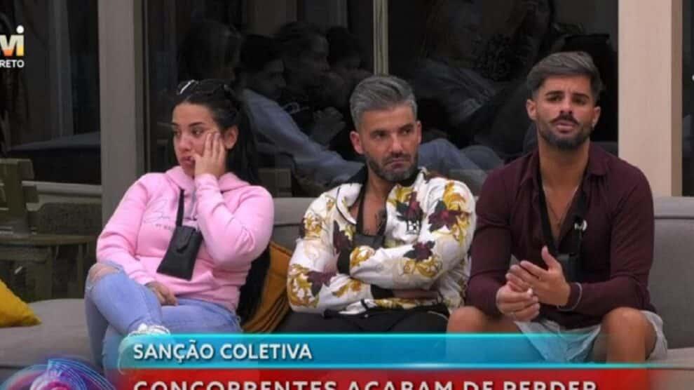Rui Pedro Joana Diniz Helder Big Brother