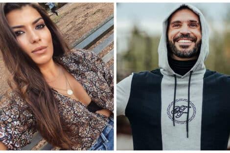 Sofia Sousa Bruno Savate Casa Dos Segredos Big Brother