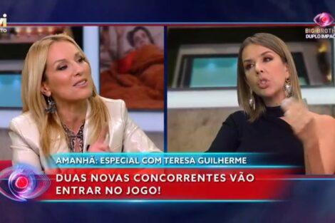 Teresa, Pipoca, Big Brother, Extra