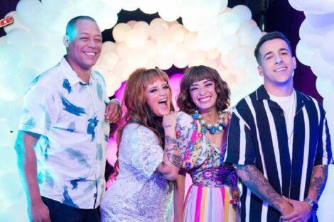 The Voice Kids Portugal, Carlão, Carolina Deslandes, Marisa Liz, Fernando Daniel, Rtp1