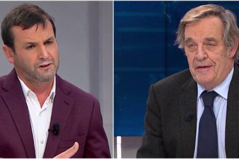 Tino De Rans, Miguel Sousa Tavares, Tvi, Presidenciais