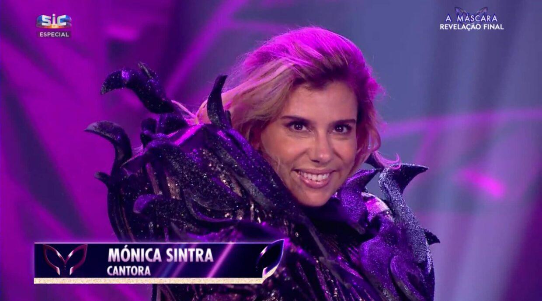 A Mascara Tigre Monica Sintra