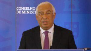 Primeiro-Ministro António Costa, Portugal, Novas Medidas Confinamento Plano De Desconfinamento