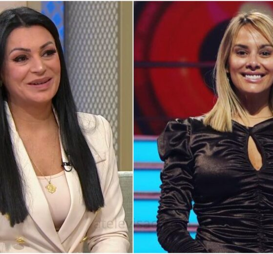 Big Brother Alexandra Ferreira Arrasa Helena Isabel Dois As 10
