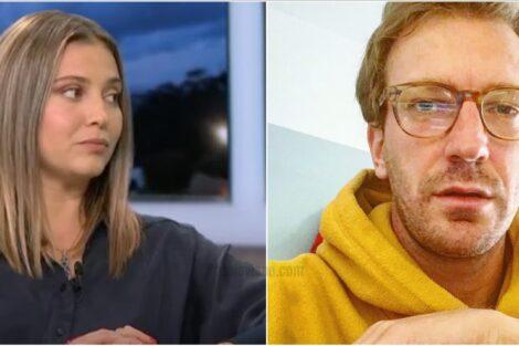 Big Brother Ana Catharina Recusa Falar Diogo