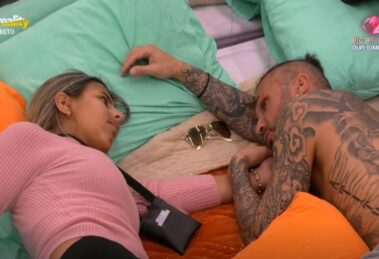 Big Brother,Bruno Savate, Joana